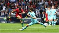 Video diễn biến chính trận đấu Bồ Đào Nha - Hà Lan