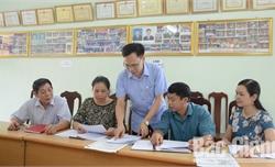 Tân Yên kiểm tra tổ chức đảng, đảng viên khi có dấu hiệu vi phạm: Giữ nghiêm kỷ luật Đảng