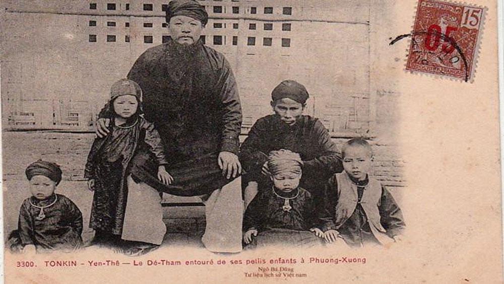 Con gái 'Hùm thiêng Yên Thế' từng là con nuôi Tổng thống Pháp