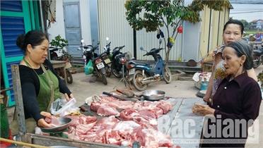 Giá lợn hơi biến động thất thường