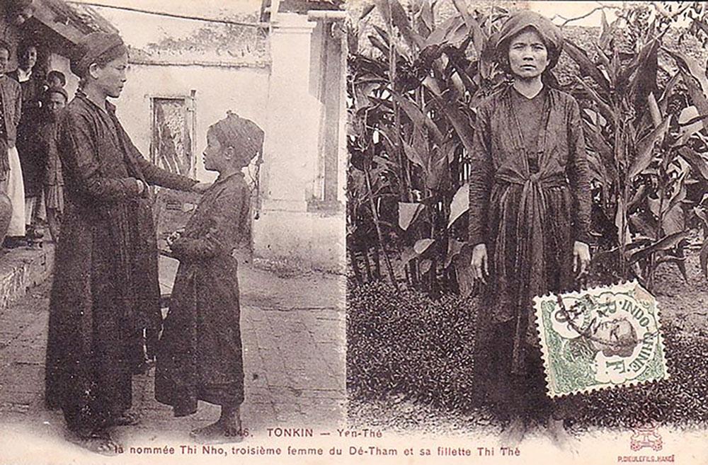 Con gái, 'Hùm thiêng Yên Thế', con nuôi tổng thống Pháp, bà Hoàng Thị Thế