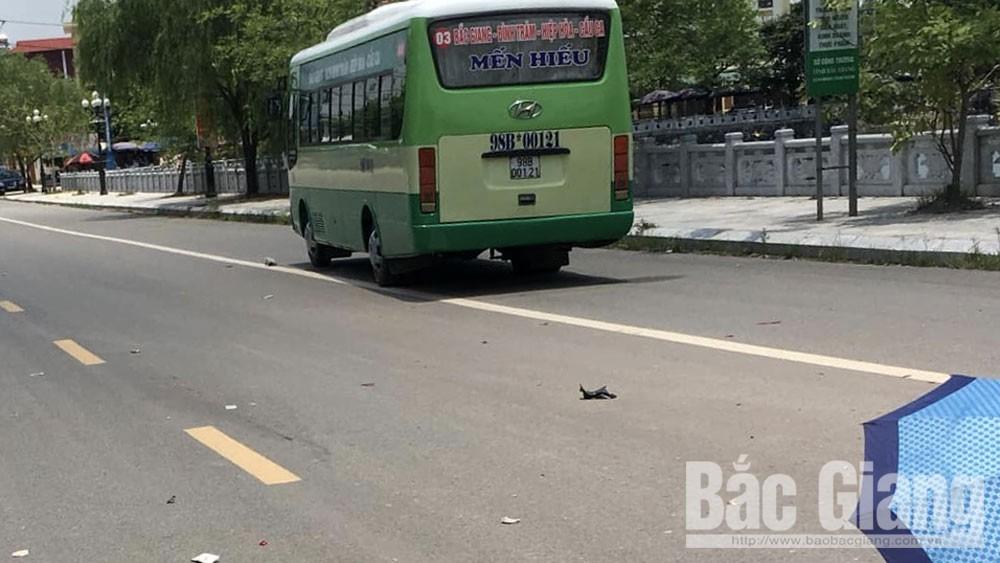 tai nạn, giao thông, tử vong, Việt Yên, xe máy, ô tô.