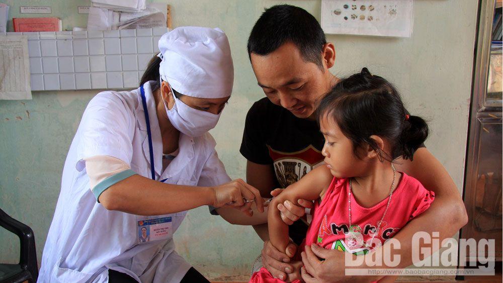 Y tế, sức khỏe, vắc xin, phòng sởi - rubella