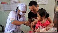Bắc Giang: Từ ngày 12 đến 14-6, tổ chức chiến dịch tiêm bổ sung vắc xin sởi - rubella