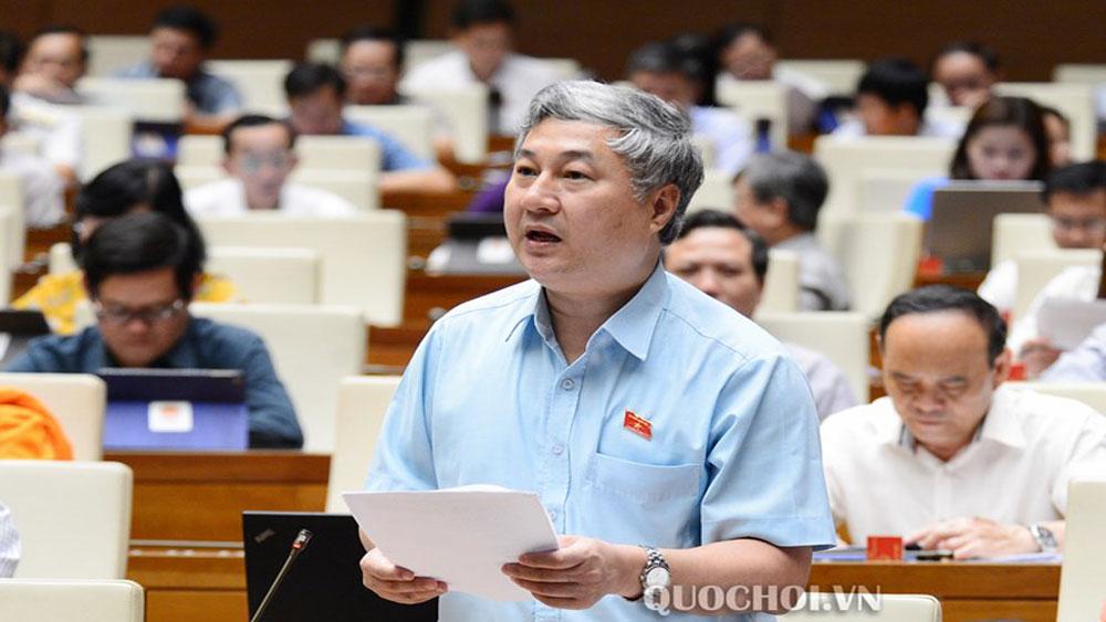 nâng cao hiệu lực, hiệu quả của bộ máy, đề cao trách nhiệm của người đứng đấu, phát biểu tham luận của đại biểu Trần Văn Lâm