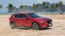 Loạt công nghệ tăng độ an toàn cho người lái trên Mazda CX-5 2.5