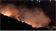 Hơn 200 cán bộ, chiến sĩ khống chế đám cháy trên bán đảo Sơn Trà