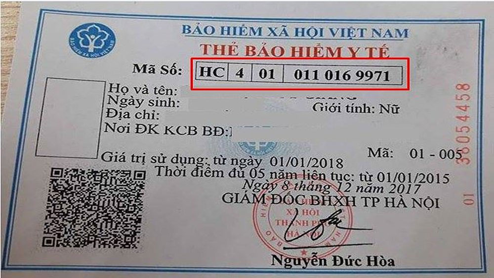 Thẻ BHYT có giá trị sử dụng như thế nào từ khi được cấp?