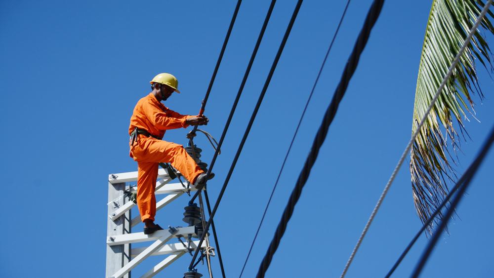 EVN: Sản lượng điện toàn hệ thống 5 tháng đầu năm tăng 10,32%
