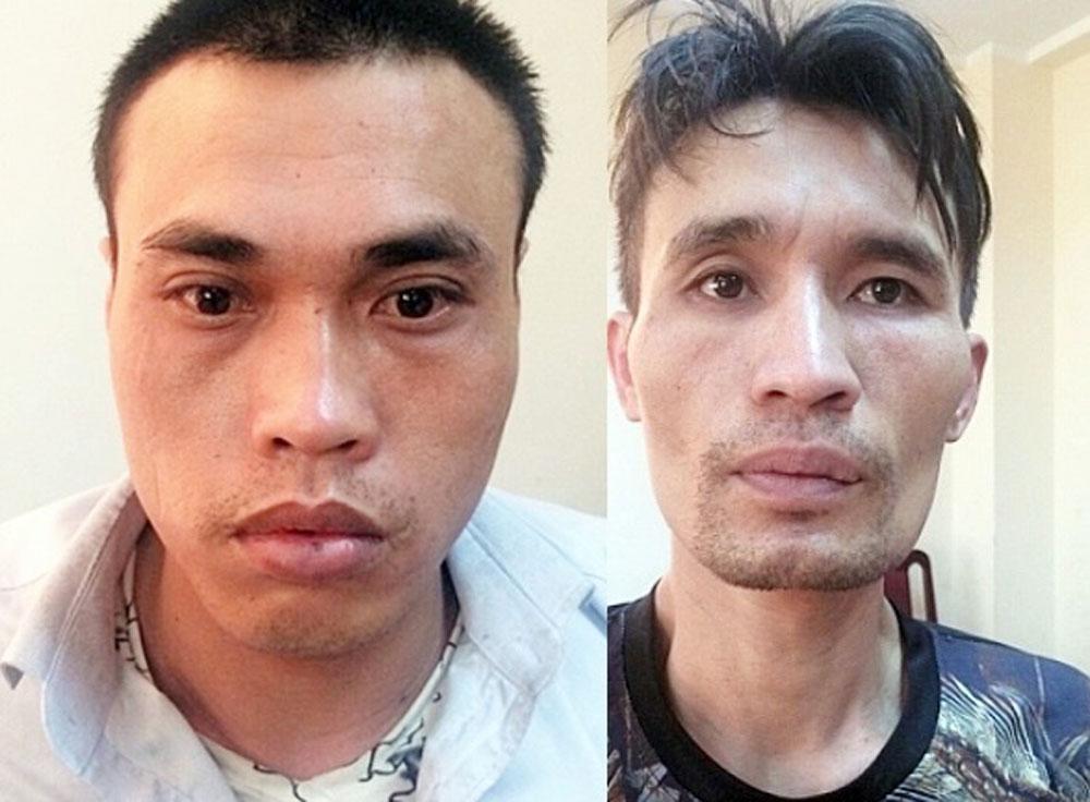 Bắt tạm giam, nhóm đối tượng chuyên phá cửa cuốn, trộm tài sản ở Hà Nội, Nguyễn Quốc Dũng, Hán Anh Tuấn, Dương Văn Hiến