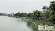 Bắc Giang: Một phụ nữ tử vong dưới hồ nước