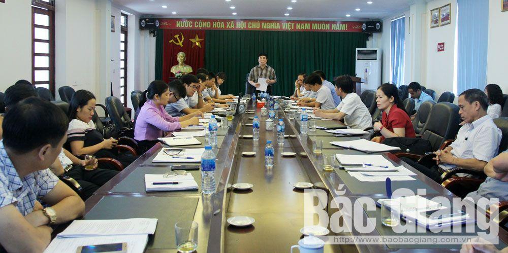 Hiệp hòa, cải cách hành chính, kiểm tra, Tổ kiểm tra số 3, ISO, công nghệ thông tin, một cửa, xã Đại Thành