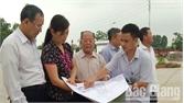 Đảng bộ phường Đa Mai gương mẫu học tập và làm theo gương Bác