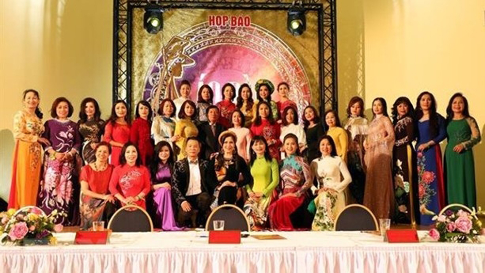 Mrs. Ao Dai Vietnam Europe 2020 launched in Germany