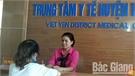 Khen thưởng đột xuất nữ hộ sinh hiến máu cứu người bệnh