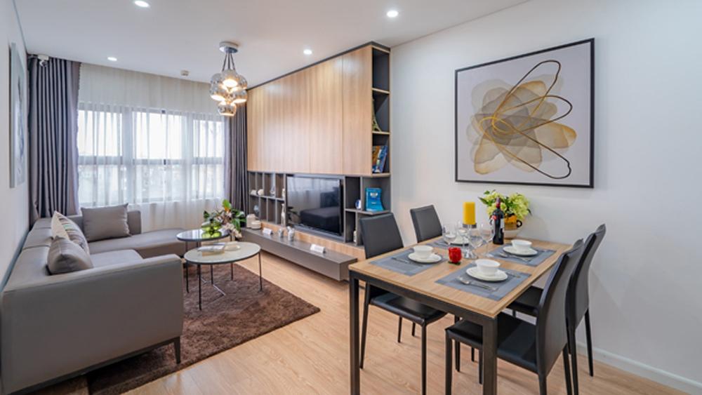 Areca Garden – ưu đãi hấp dẫn căn hộ nhận nhà ngay