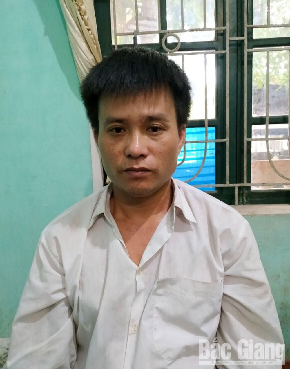 Nguyễn Văn Khánh, Lục Ngạn, công an, ma túy, Bắc Giang, mua bán người, trộm cắp.
