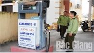 Bắc Giang: Từ ngày 13-6 ra quân kiểm tra, xử lý vi phạm xăng dầu