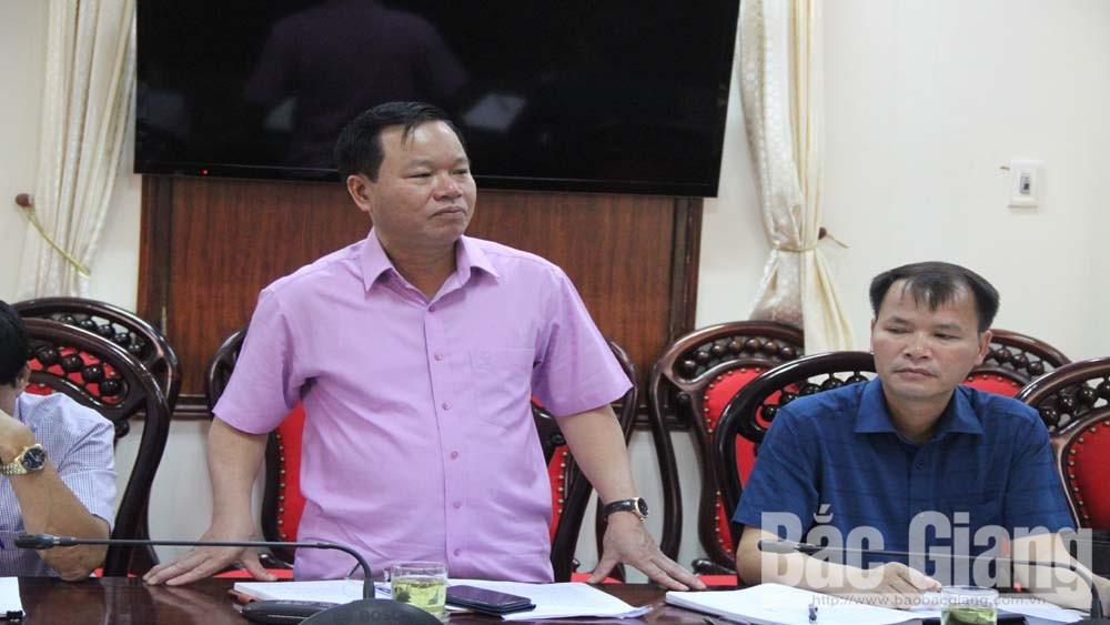 Tham nhũng vặt, phòng chống tham nhũng, Ban Nội chính Tỉnh ủy Bắc Giang, tỉnh Bắc Giang