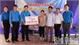 """Liên đoàn Lao động tỉnh bàn giao nhà  """"Mái ấm công đoàn"""" tại Lục Nam"""