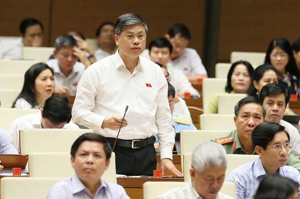 ĐBQH, Vũ nhôm, hộ chiếu, quy định bị chồng chéo, dự án Luật Xuất cảnh, nhập cảnh của công dân Việt Nam