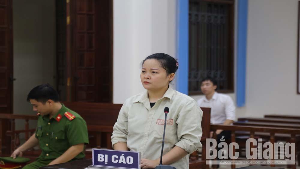 Chung thân, Nguyễn Thị Thu Thúy, Vietinbank Bắc Giang