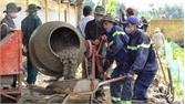 Máy trộn bê tông rò điện làm một thanh niên tử vong ở TP Bắc Giang