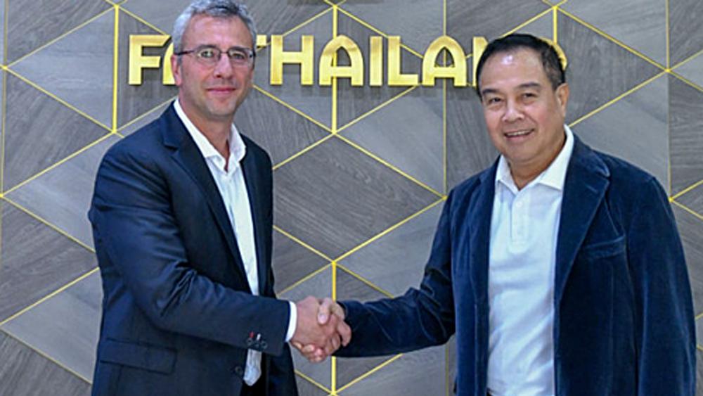 Thái Lan, HLV Barca, bổ nhiệm, bóng đá