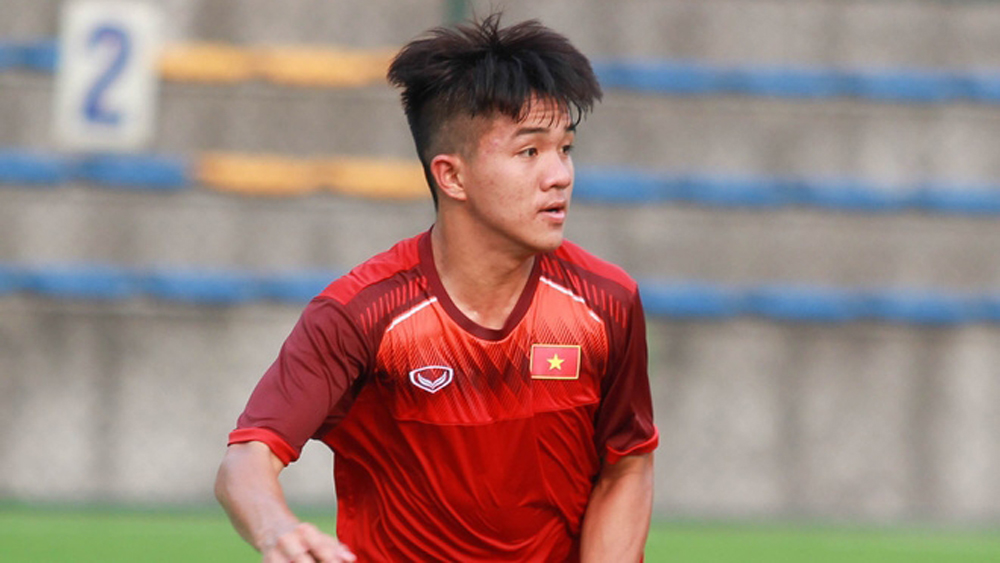 Nguyen Thanh Khoi represents Vietnam in ASIAN ELEVEN team for int'l friendly match
