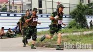 Hội thao Thể dục thể thao quốc phòng lực lượng vũ trang tỉnh Bắc Giang năm 2019