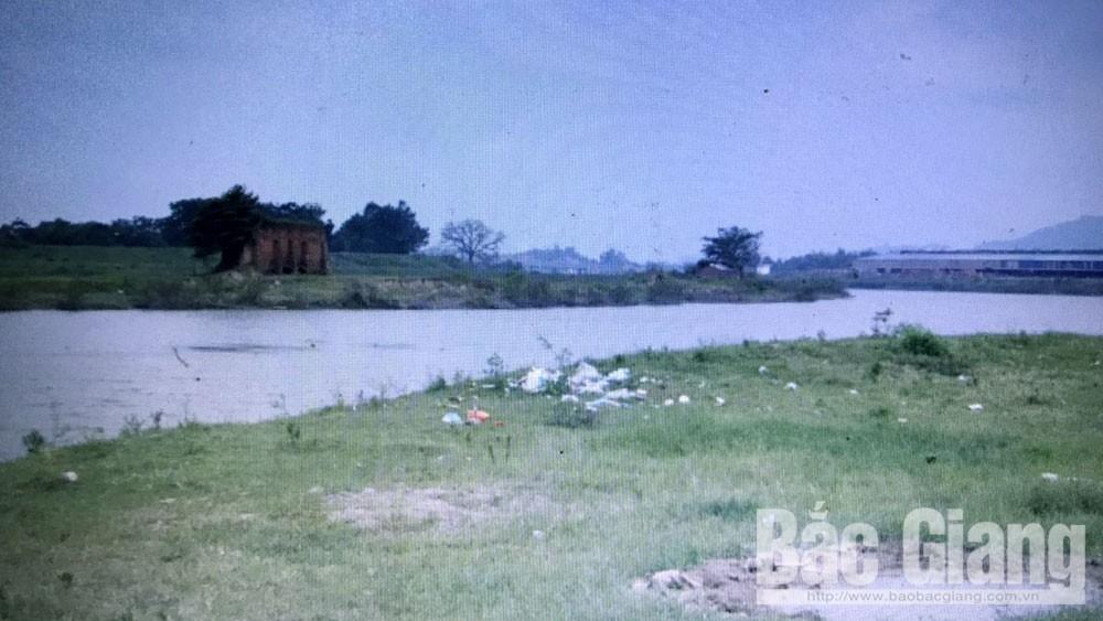 sông Cầu, tự tử, Yên Dũng, Bắc Giang, tử vong, ngạt nước.