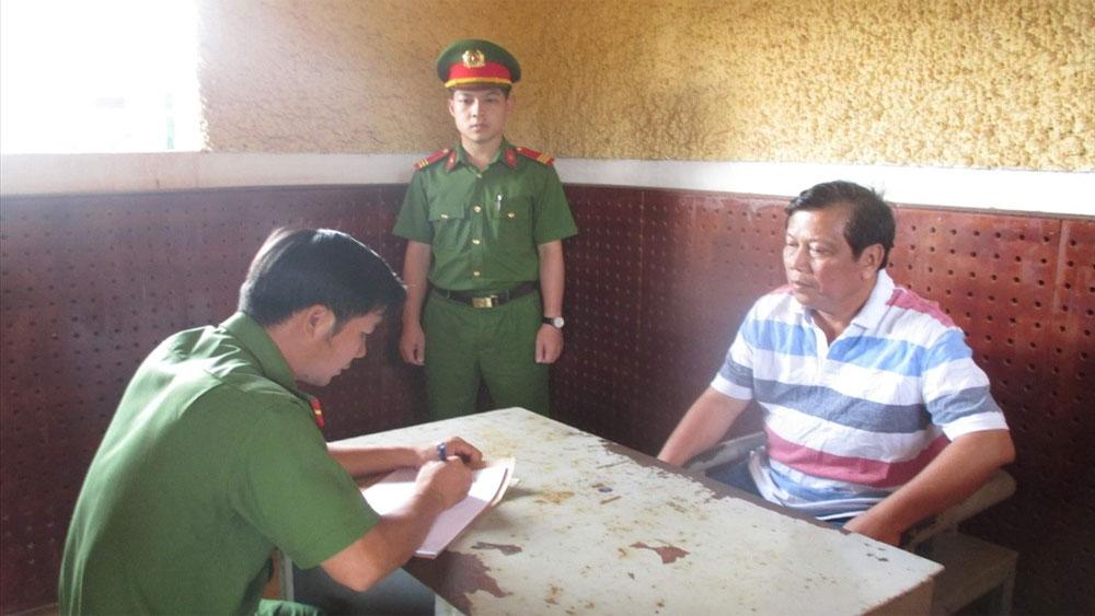 Xăng kém chất lượng ở Đắk Lắk, xăng giả Trịnh Sướng,