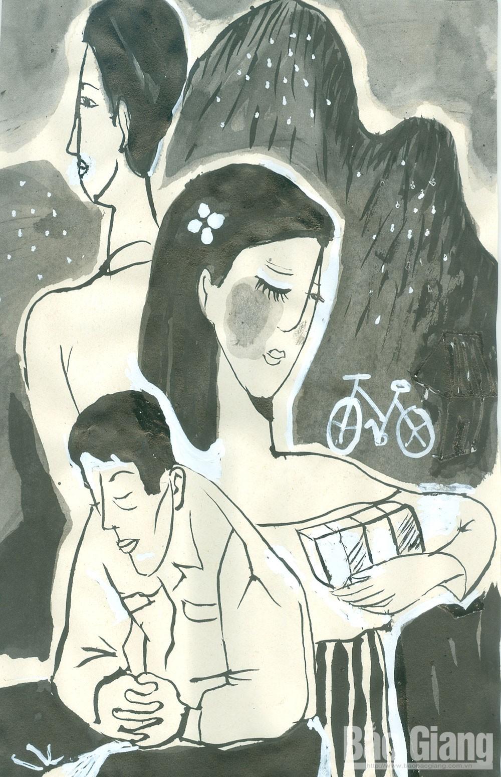 Bình Yên, mái ấm gia đình, em gái, nguyên nhân, truyện ngắn