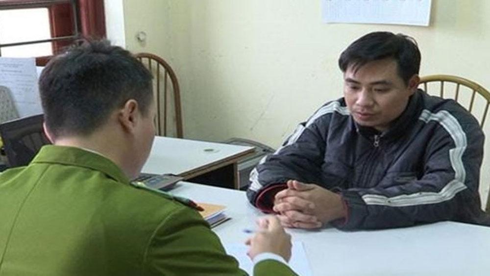 Truy tố, kẻ ép bé gái 9 tuổi đưa vào vườn chuối hiếp dâm, bị can Nguyễn Trọng Trình