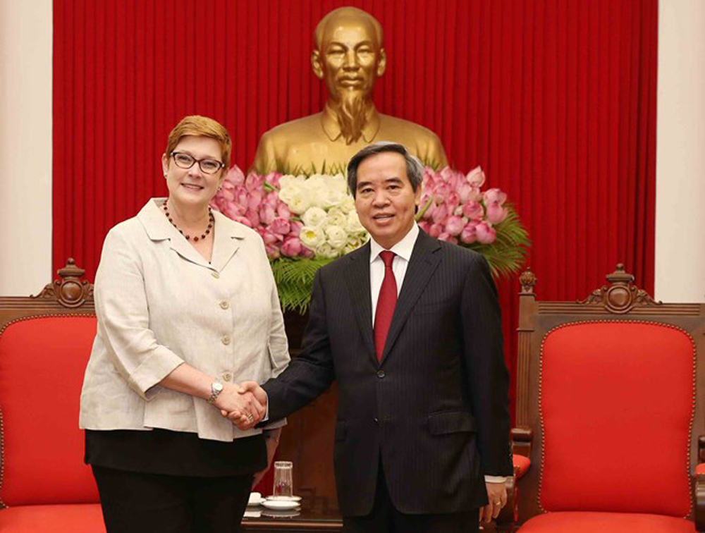 Vietnam, strategic partnership, Australia, growing relations, non-permanent seat, United Nations Security Council, multilateral forum, bilateral ties, strategic partnership, practical benefits