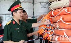 Lực lượng vũ trang tỉnh Bắc Giang phòng chống thiên tai, tìm kiếm cứu nạn: Chủ động phương án, ứng phó kịp thời