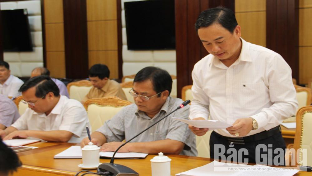 Huyện ủy Yên Thế, Bí thư kiêm chủ tịch huyện Yên Thế; Tỉnh ủy bắc giang, Bí thư Tỉnh ủy Bùi Văn Hải