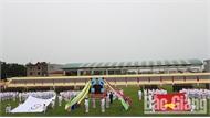Hơn 1.200 vận động viên tham gia Hội thao Thể dục thể thao Quân đoàn 2