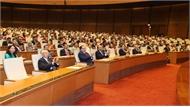 Bảo đảm thi hành các luật, nghị quyết vừa được Quốc hội thông qua