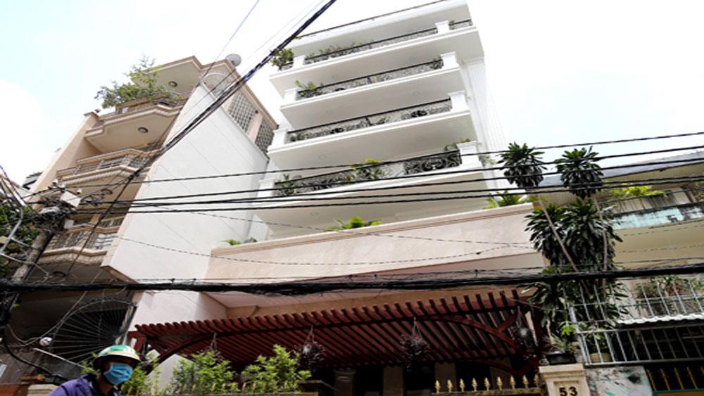 Ông Đoàn Ngọc Hải, liên quan, sai phạm cấp phép xây khách sạn, cao ốc