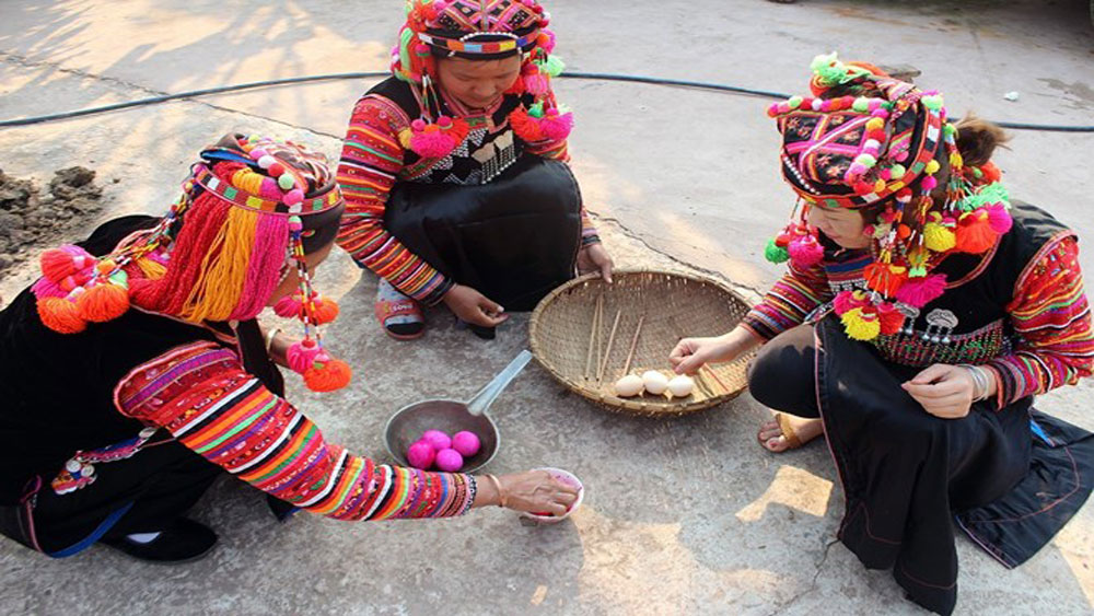 Ha Nhi ethnics' traditional festival named national heritage