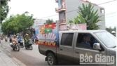 Huyện Việt Yên ra quân Tháng hành động phòng, chống ma túy