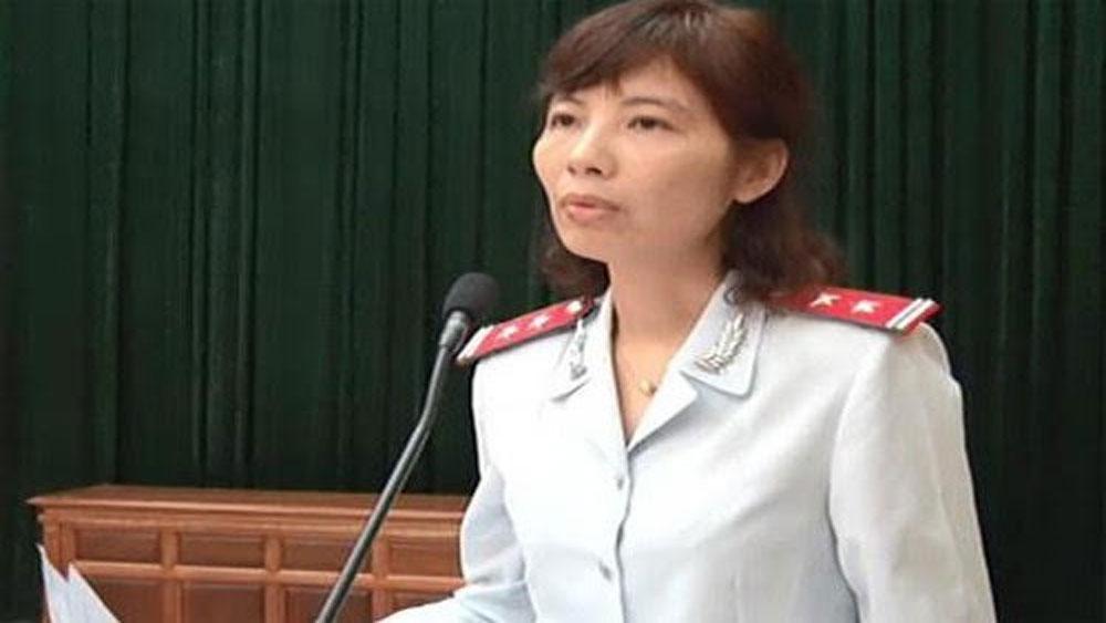 Đặng Hải Anh, bắt quả tang, thanh tra Bộ Xây dựng, nhận hối lộ gần 250 triệu, Vĩnh Phúc, bắt quả tang bà Nguyễn Thị Kim Anh,