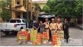 Công an Bắc Giang bắt đối tượng tàng trữ, vận chuyển trái phép hơn 284 kg pháo nổ