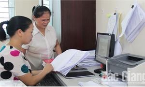 TP Bắc Giang rà soát, sàng lọc đảng viên: Bảo đảm chất lượng đội ngũ