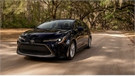 Ôtô Toyota sẽ tự phanh nếu tài xế ra khỏi xe mà không về P