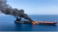 Sự cố tàu trên Vịnh Oman: Mỹ để ngỏ lựa chọn quân sự với Iran