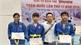 Bắc Giang: Bộ môn vovinam giành 3 HCĐ giải trẻ toàn quốc