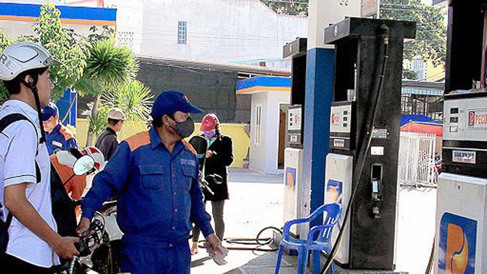 Giá xăng, dầu, đồng loạt giảm mạnh, lần thứ 3 liên tiếp