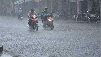 Bắc Bộ hôm nay có mưa to đến rất to